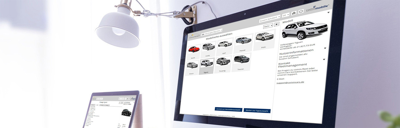 comm.cars - Vehicle Procurement Software